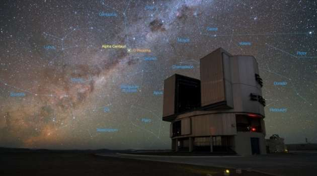 Researchers produce vital component in search for earth-like planets