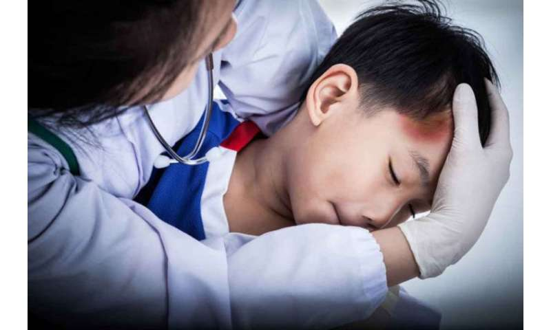 Risk score determines whether kids with abnormal CT scans require ICU care