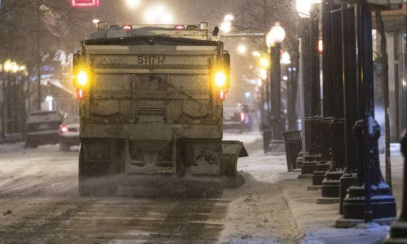 Road salt is bad for the environment, so why do we keep using it?