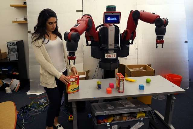 Robots that understand contextual commands