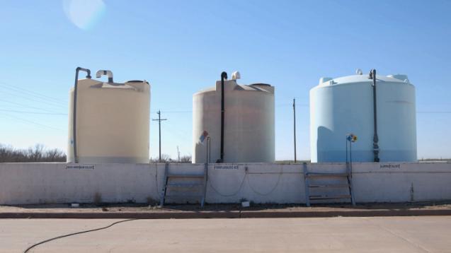 Rural America's drinking water crisis