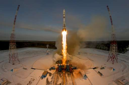 Russian experts looking into nation's recent space failures