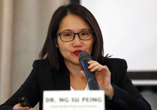 Sanofi says it is cooperating with gov't on dengue vaccine