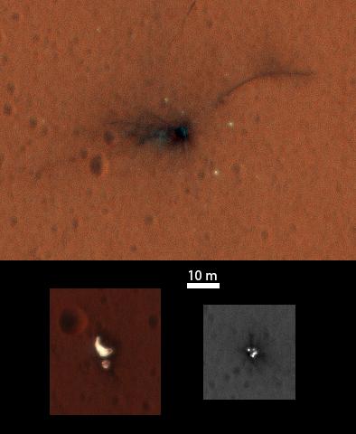 Schiaparelli landing investigation completed
