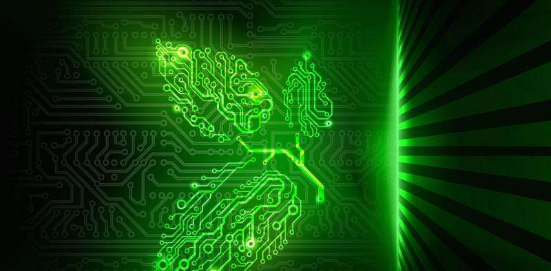 Scientists create electric circuits inside plants