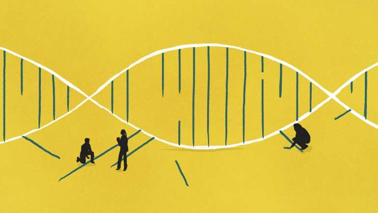 "Scientists look to shine light on the ""dark genome"""