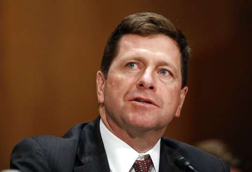 SEC chairman faces questions from Congress after data breach