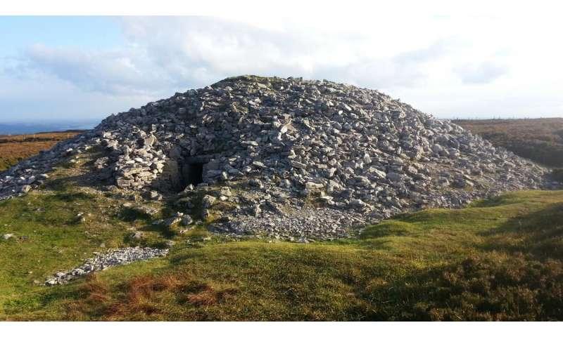 Secrets of ancient Irish funeral practices revealed