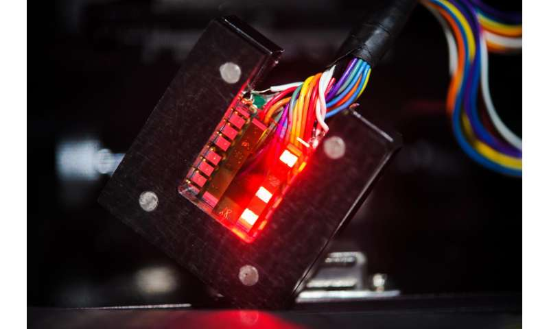 Self-assembling particles brighten future of LED lighting