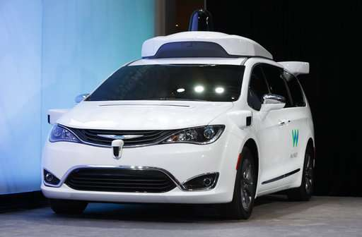 Self-driving in snow: Waymo to start tests in Michigan