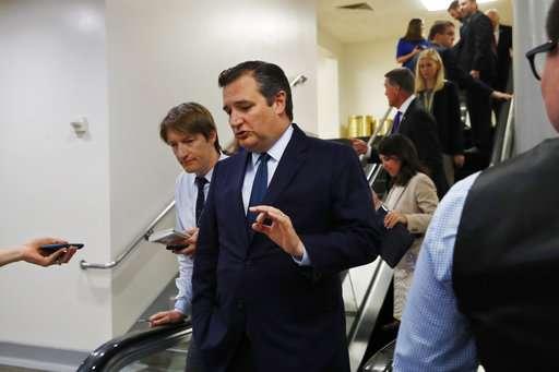 Senate consumer choice idea could raise premiums for sick