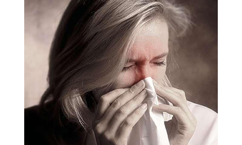 Serum periostin IDs comorbid chronic rhinosinusitis in asthma