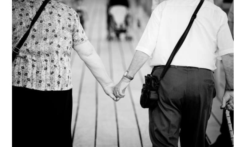 Sexual health and sexual well-being not an irrelevance to older people