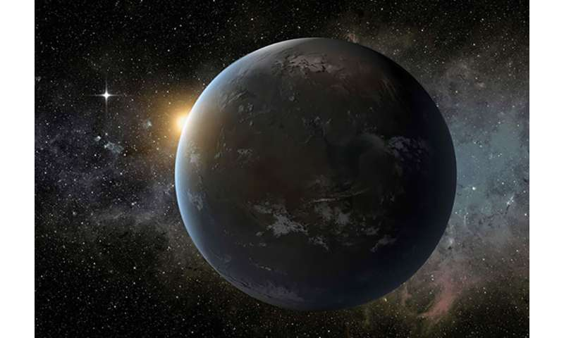 SF State astronomer searches for signs of life on Wolf 1061 exoplanet