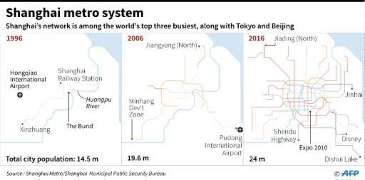 Beijing Subway Map 2017 Legend.Tunnel Visions China Bets Big On Subways As Cities Expand
