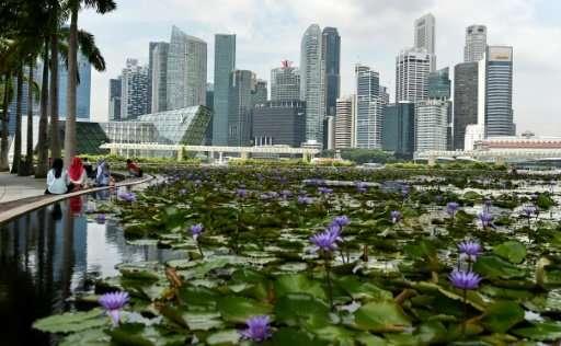 Singapore has so far avoided the massive traffic jams choking other Asian cities like Manila and Jakarta