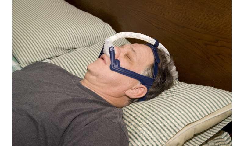 Sleep apnea may increase atrial fibrillation risk