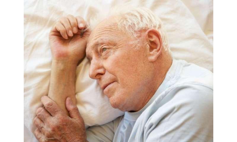 Sleep apnea reporting low among individuals aged ≥65