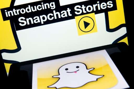 Snap's disappointing results prompted a big selloff