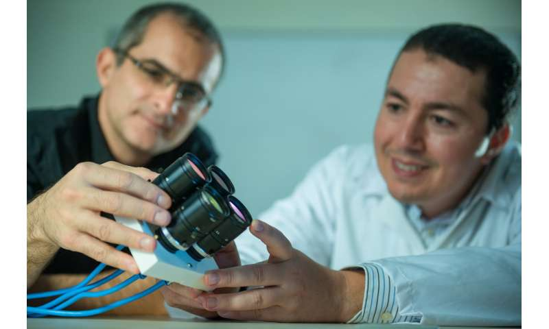 Software enables standard cameras to capture hyperspectral images and video