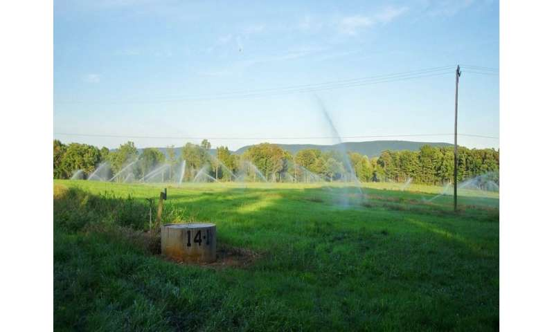 Soil filters out some emerging contaminants before reaching groundwater
