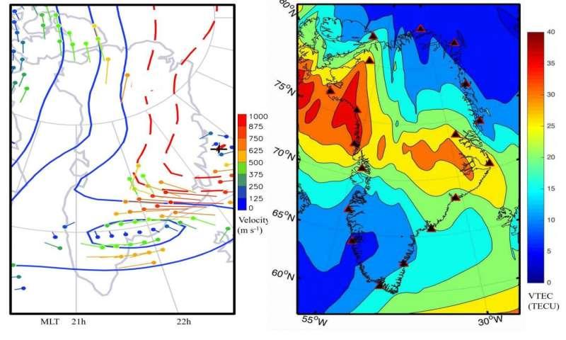 Solar storms trigger surprising phenomena close to Earth