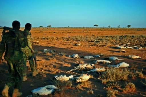 "Somali's newly elected President Mohamed Abdullahi Mohamed has declared a ""national disaster"" due to severe drought"