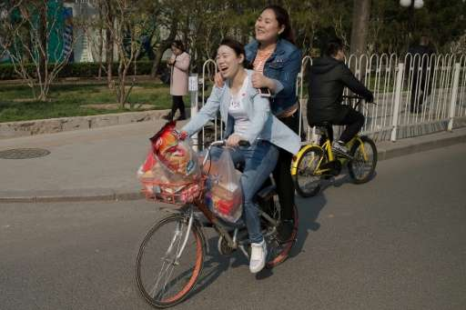 Some 30 different providers wrestling for market share in China have placed more than three million bikes on streets around the