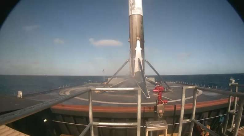 SpaceX Falcon 9 comes roaring back to life with dramatically successful Iridium fleet launch and ocean ship landing