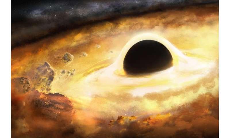 Spiral arms allow school children to weigh black holes