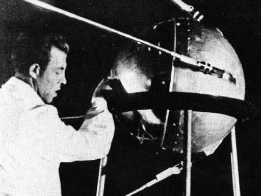 Sputnik was in orbit for 92 days, making 1,440 circles around Earth, before losing speed and burning up in the atmosphere