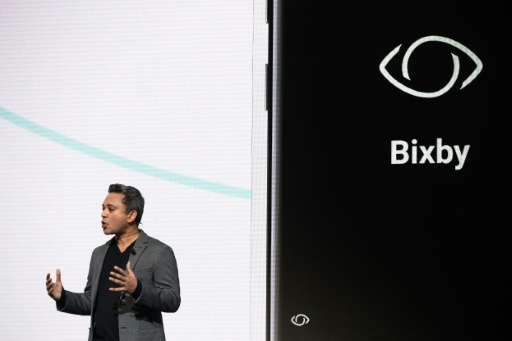 Sriram Thodla, senior director of services and new business at Samsung, speaks about the new voice assistant named 'Bixby' that