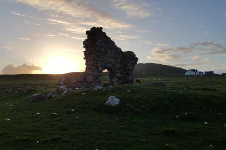 St. Columba's cell on Iona uncovered by archaeologists