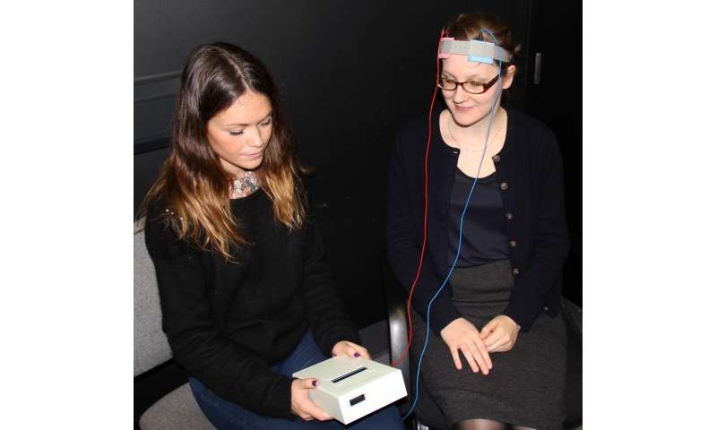 Stimulating the brain with electricity may reduce bulimia symptoms
