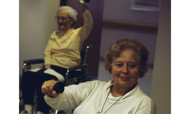 Strength training might help prevent seniors' falls