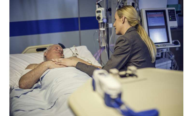 Stress hormone may identify family members likely to suffer from anxiety after loved one's ICU care