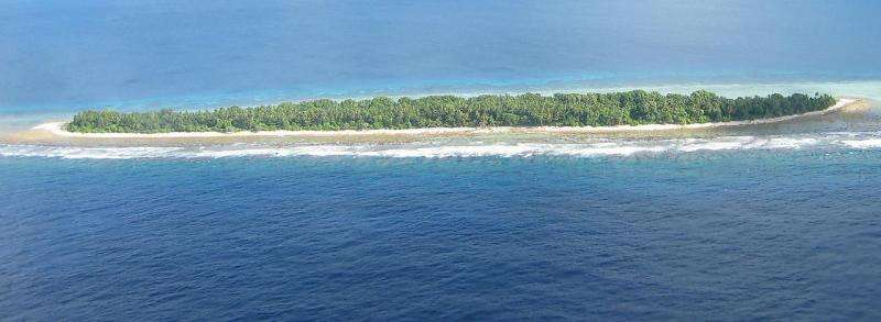 Study aims to provide accurate assessment of impact of future sea level rises on coral reef islands