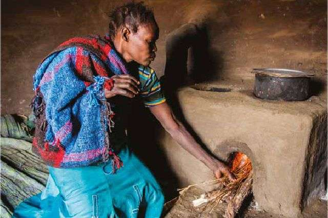Study finds rural women in five countries spend more time than men caring for others