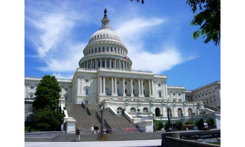 Study shows expanding conflict-of-interest problem in congress