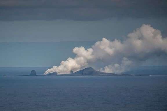 Submarine volcanoes add to ocean soundscape