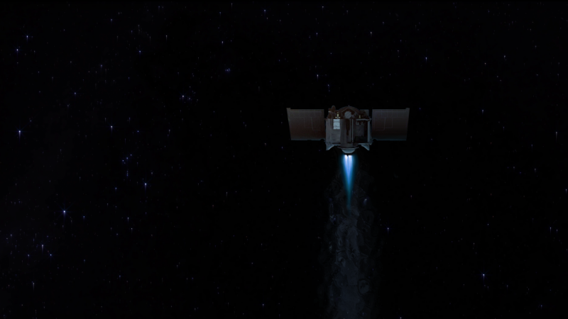 Successful deep space maneuver for NASA's OSIRIS-REx spacecraft