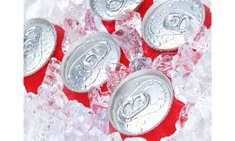 Sugary drinks more affordable across the globe