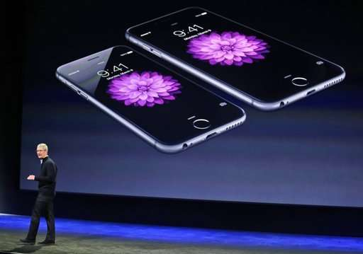 Suit: Apple slowed iPhones, forcing owners to buy new ones