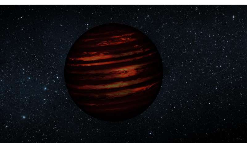 Surprise! When a brown dwarf is actually a planetary mass object