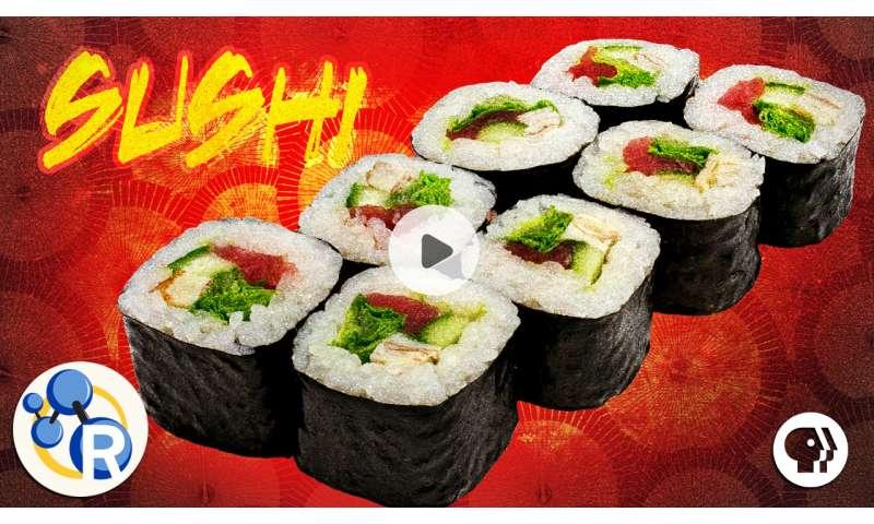 Sushi's sublime secrets (video)
