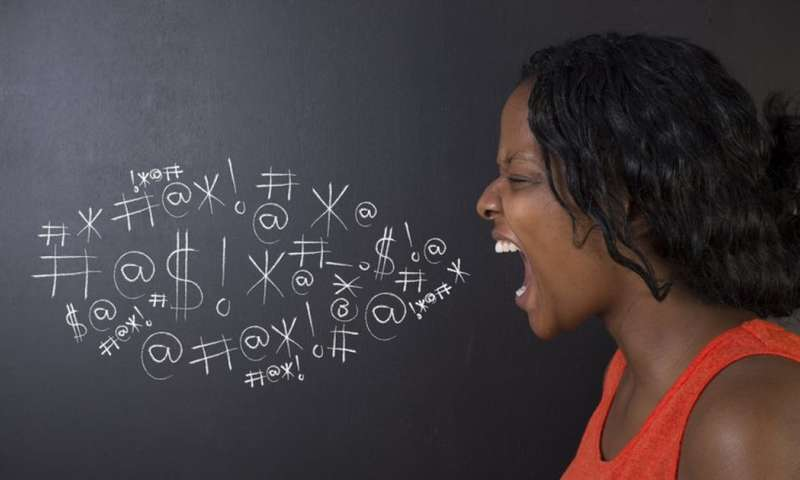 Swearing helps us battle pain – no matter what language we curse in