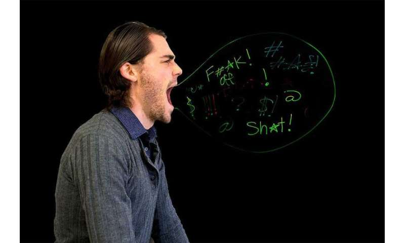 Swearing relieves physical pain, study finds