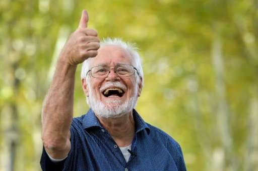 Swiss scientist Jacques Dubochet was one of three to be awarded the Nobel Chemistry Prize for cryo-electron microscopy, a simple