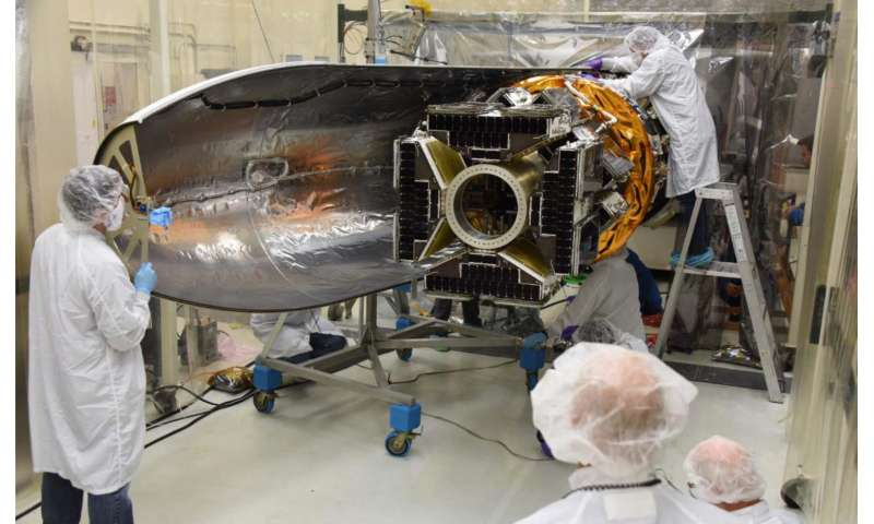 SwRI-built storm-scanning satellites enter operations phase