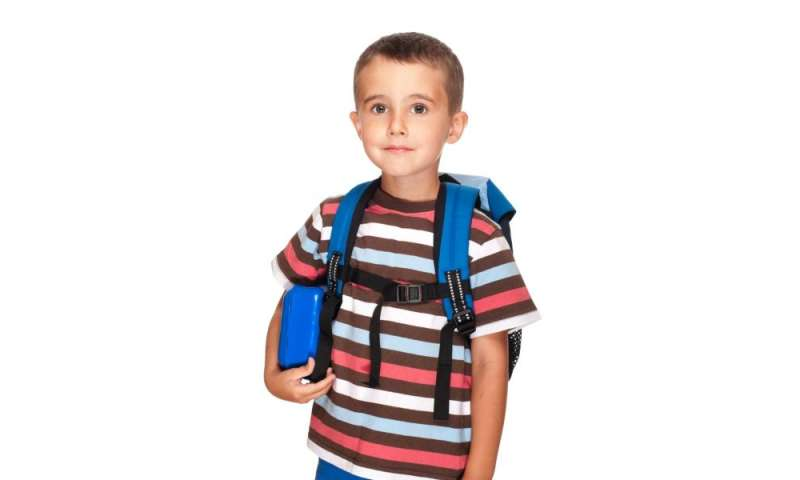 Take the back pain out of backpacks